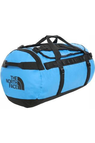 The North Face Travel Bag  Base Camp Duffel L/95L Blue (Jeans)/Black