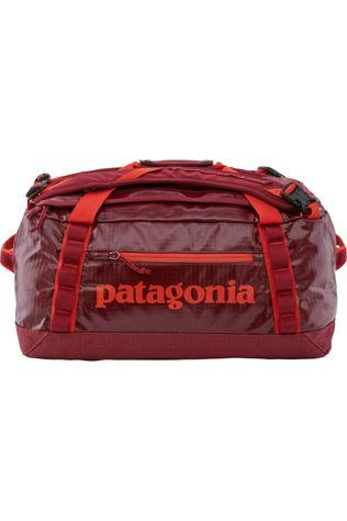 Patagonia Travel Bag Black Hole Duffel 40L dark red/red