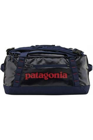Patagonia Travel Bag Black Hole Duffel 40L Navy Blue