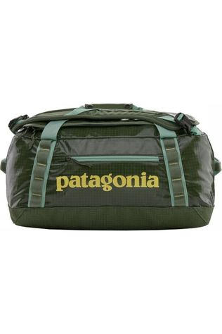 Patagonia Travel Bag Black Hole Duffel 40L dark green