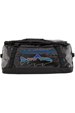 Patagonia Travel Bag Black Hole Duffel 55L black/blue