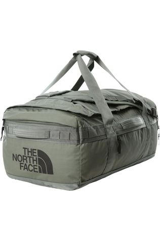 The North Face Reistas Base Camp Voyager Duffel 62L Donkergroen/Zwart
