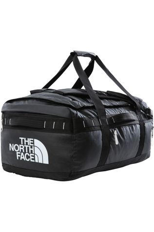 The North Face Reistas Base Camp Voyager Duffel 62L Zwart/Wit
