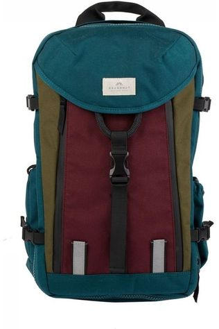 Doughnut Travelpack Traveller 36L Bleu (Jeans)/Bordeaux / Marron