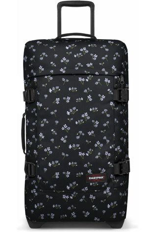 Eastpak Suitcase Tranverz M Dark Blue (Jeans)/White