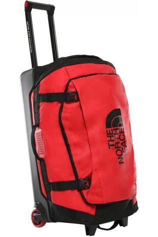 "The North Face Suitcase Rolling Thunder 30"" mid red/black"