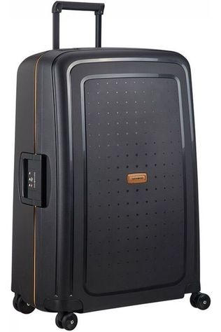 Samsonite Suitcase S'cure Eco Spinner 75 black