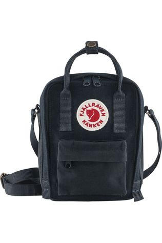 Fjällräven Shoulder Bag Kånken Re-Wool Sling dark blue