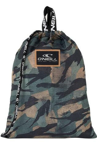O'Neill Shoulder Bag Gym dark green/mid khaki