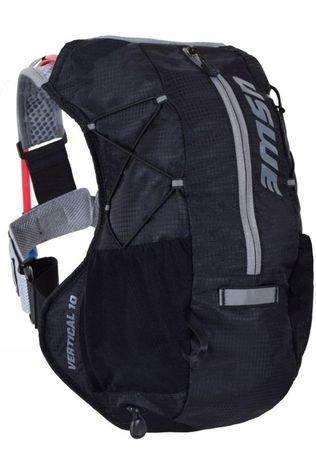 USWE Pack Hydration Vertical 10 Noir/Gris Clair