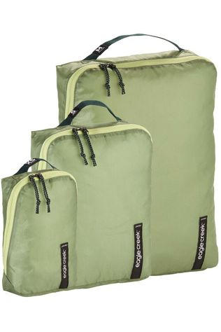 Eagle Creek Système De Rangement Pack-It Isolate Cube Set Xs/S/M Vert Moyen