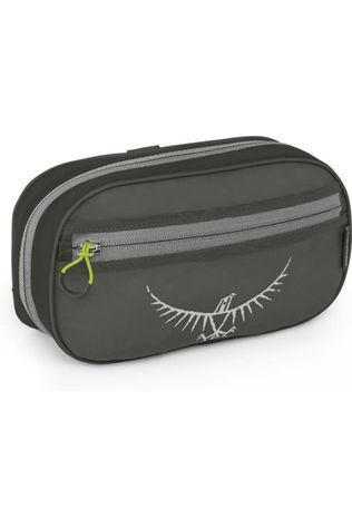 Osprey Toilettas Wash Bag Zip Donkergrijs