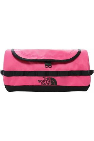 The North Face Toilettas Travel Canister L Middenroze/Zwart