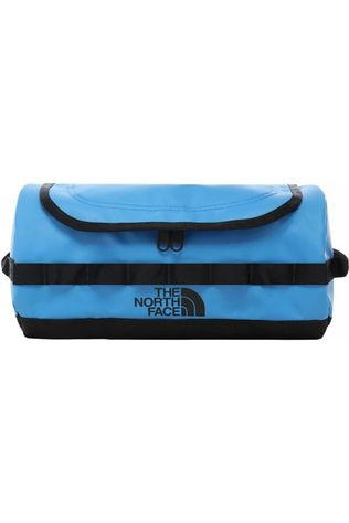 The North Face Toilettas Travel Canister L Blauw (Jeans)/Zwart