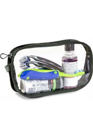 Osprey Toilettas Washbag Carry-On Middengrijs