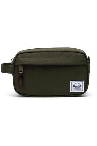 Herschel Supply Trousse De Toilette Chapter Carry On 3L Kaki Foncé