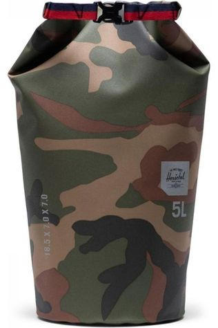 Herschel Supply Sac Étanche Dry Bag 5L Ass. Camouflage