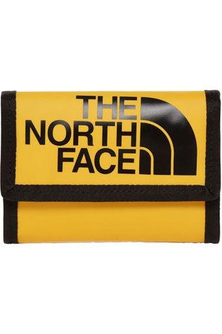 The North Face Portefeuille Base Camp Wallet Jaune/Noir