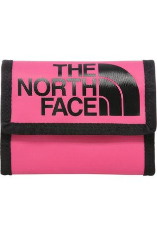 The North Face Wallet Base Camp Wallet mid pink/black