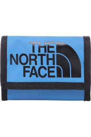 The North Face Portefeuille Base Camp Wallet Bleu (Jeans)/Noir