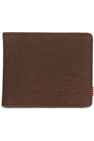 Herschel Supply Wallet Hank mid brown