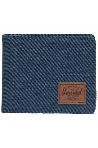 Herschel Supply Portefeuille Roy Coin Indigo/Brun moyen