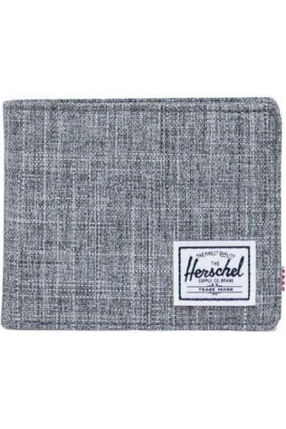 Herschel Supply Portefeuille Roy Coin Gris Moyen