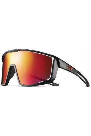 Julbo Glasses Fury black/mid red