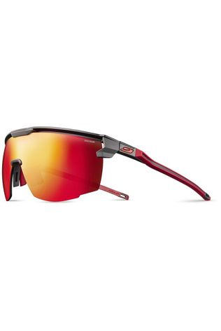 Julbo Glasses Ultimate black/mid red