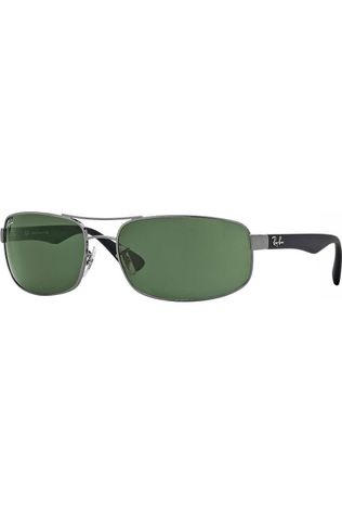 Ray-Ban Glasses RB3445 dark grey/dark green