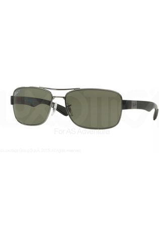 Ray-Ban Glasses RB3522 black/mid green