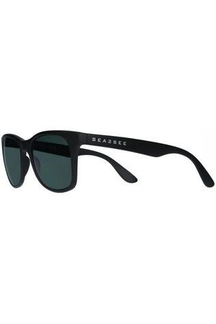 Sea2see GLASSES SEA2 SURF black/dark green
