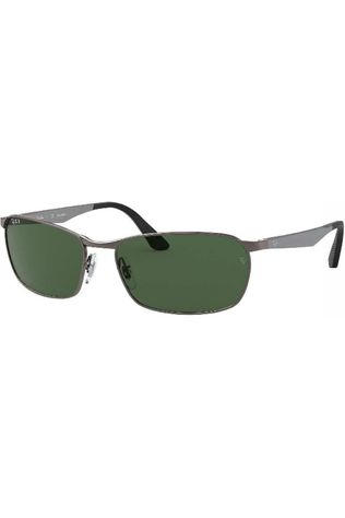 Ray-Ban Glasses Rb3534 mid grey/mid green