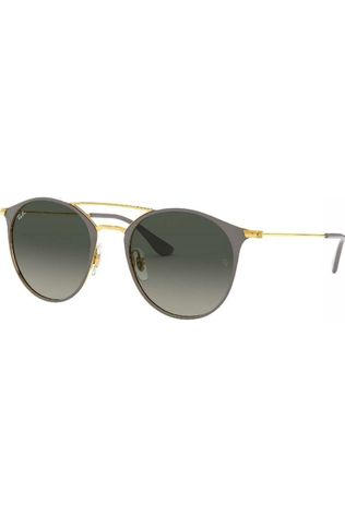 Ray-Ban Bril Rb3546 Goud/Donkergrijs