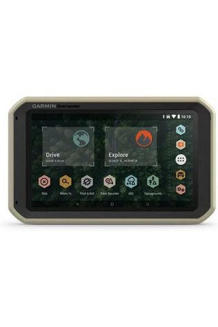 Garmin Gps Overlander Mt-D light khaki