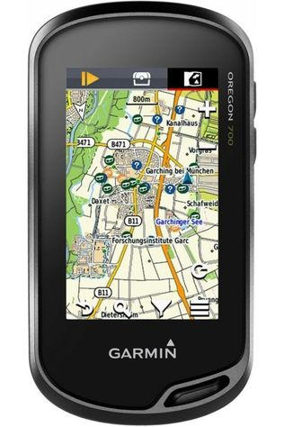 Garmin GPS Oregon 700 Pas de couleur / Transparent