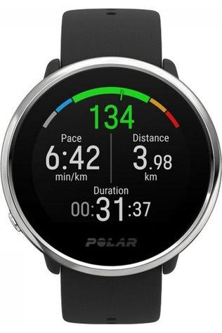 Polar Heart Rate Monitor Ignite M/L black
