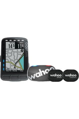 Wahoo Fitness GPS Elemnt Roam GPS Stealth Bundle black