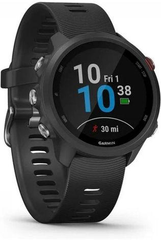 Garmin Sporthorloge Forerunner 245 Music Black/Red Zwart