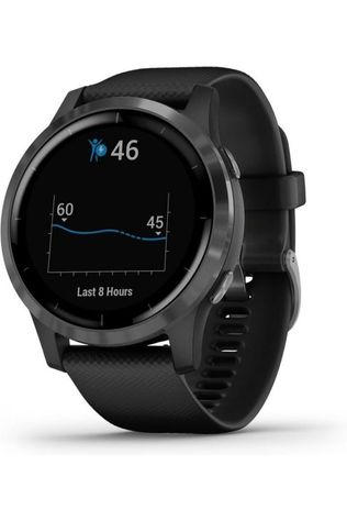 Garmin Activity Tracker Vivoactive 4 black/dark grey