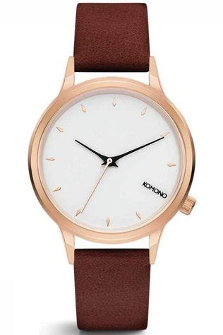 Komono Watch Lexi mid brown