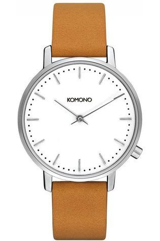 Komono Watch Harlow camel/white