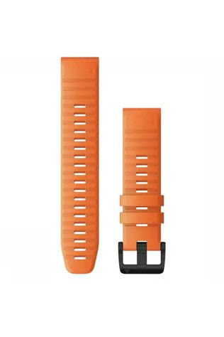 Garmin Watch Strap Quickfit 22 Siliconen orange