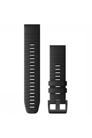 Garmin Watch Strap Quickfit 22 Siliconen black
