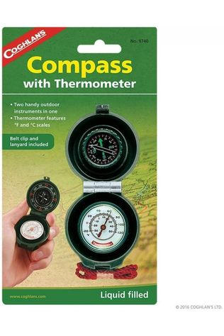 Coghlan's Compass Cog Thermometer No Colour