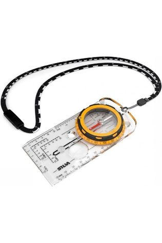 Silva Compass Expedition Plaatkompas No colour / Transparent