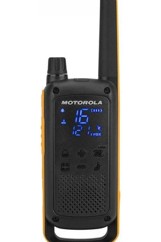 Motorola Talkie-Walkie Talkabout T82 Extreme Noir/Orange