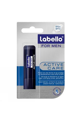 Labello Pommade A Levres Active For Men Pas de couleur / Transparent