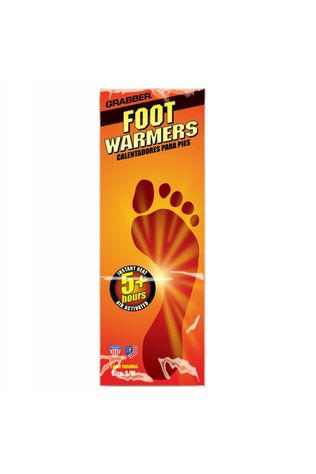 Grabber Heating Footwarmer No colour / Transparent