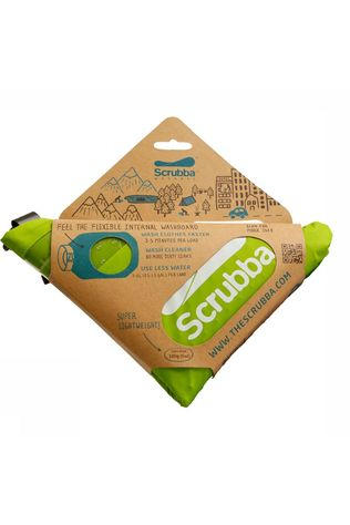 Scrubba Wash Bag Groen